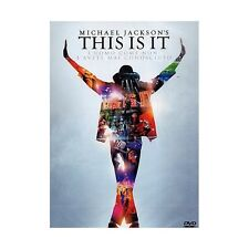 DVD MICHAEL JACKSON'S THIS IS IT 8013123035097