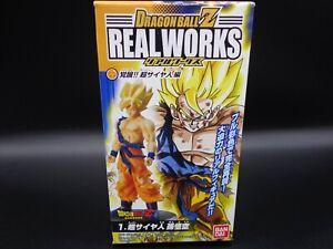 BANDAI-Dragon-Ball-Z-Real-Works-SON-GOKU-SUPER-SAIYAN-FIGURE-JAPAN-GOKOU
