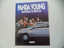 advertising Pubblicità 1987 FIAT PANDA YOUNG