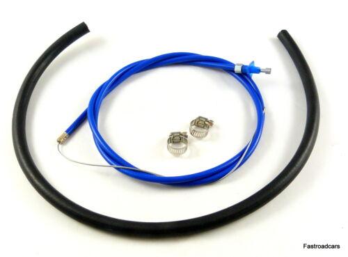 Mini//Metro 1275cc Weber 45 DCOE Carburador Kit corto Colector//vinculación Rams Gasa 16 mm