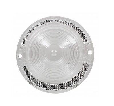 63 Impala Rear Back Up Light Lamp Lens Trim Parts Only w//o Trim