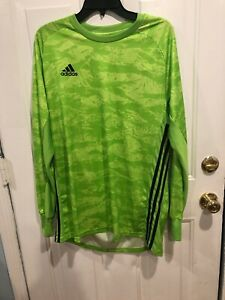 Details about Brand New Official adidas adipro 19 goalkeeper jersey DP3137 Men's Size (L) $65