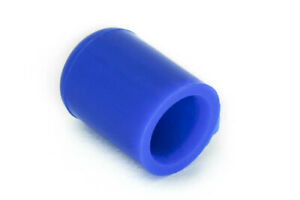 10mm Silikon Verschlusskappe Blau