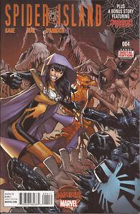 SIEGE #4 BATTLEWORLD SECRET WARS MARVEL COMIC BOOK CB4