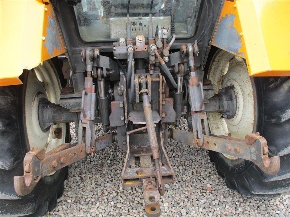 Renault, 90-34 TX Med frontlæsser, timer 14941