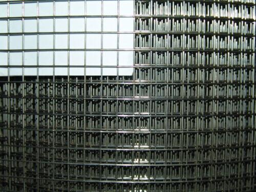 Maschendraht Zaun Volierendraht aus Edelstahl V2A Draht Rechteckdraht 4eck