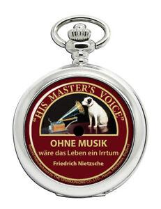 Deutsche-Record-Label-ohne-Musik-Waere-das-Leben-ein-Irrtum-Taschenuhr