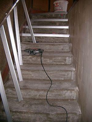 Treppenprofile Treppensanierung Treppenrenovierung Steinteppich 1lfm Profil