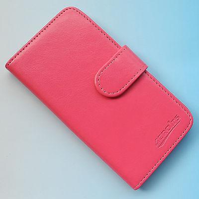 For Doro Liberto 825 822 820 mini-Wallet Folder Flip Folio PU Leather Case Cover