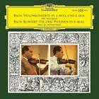 Bach J.s Violin Concertos 1 and 2 BWV 1041 and 1042 LP Vinyl 33rpm