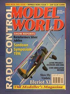 RC-Modele-Monde-Radio-Controle-D-039-Aeronefs-Juillet-1996