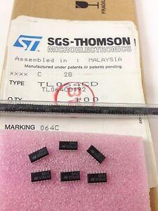 50Pcs TL074 TL074CN Op Amp Quad Jfet DIP-14 US Stock m