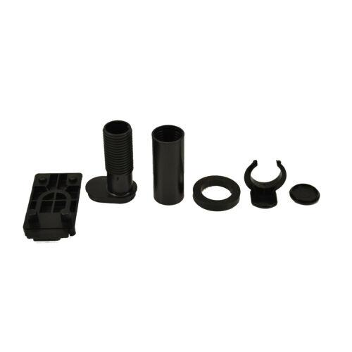 Ikea Sektion Kitchen Adjustable Cabinet Black Plastic Replacement Part Leg Feet