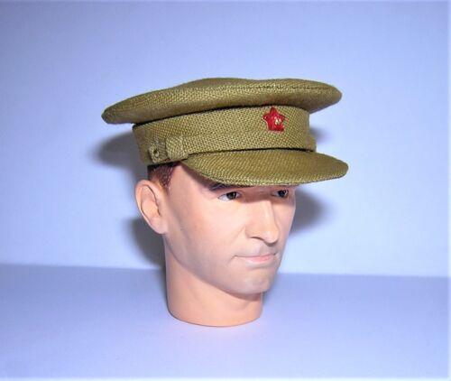 Banjoman 1:6 Scale Custom WW2 Soviet Field Uniform Officer's Cap