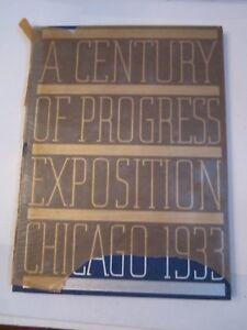 1933-A-CENTURY-OF-PROGRESS-SOUVENIR-BOOK-HARD-SLEEVE-CHICAGO-EXPOSITION-R5