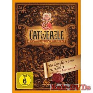 Catweazle-Komplettbox-Staffel-1-2-6-DVD-Box-Geoffrey-Bayldon-Neu-OVP