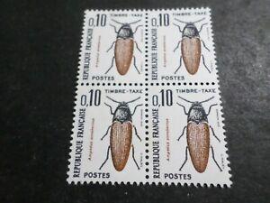 France 1982, Bloc Timbre Taxe 103, Insectes, Coleoptere, Neuf** Vf Mnh Stamp Bonne RéPutation Sur Le Monde