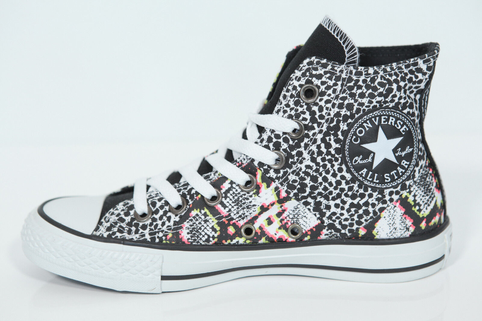 Nouveau All Star Converse Chuck Hi Turnchaussures Multi Panel 542491 C Taille 37 UK 4,5 chaussures