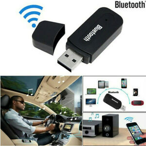 Hot-3-5mm-AUX-To-USB-Wireless-Bluetooth-Audio-Stereo-Car-Music-Receiver-Adapter