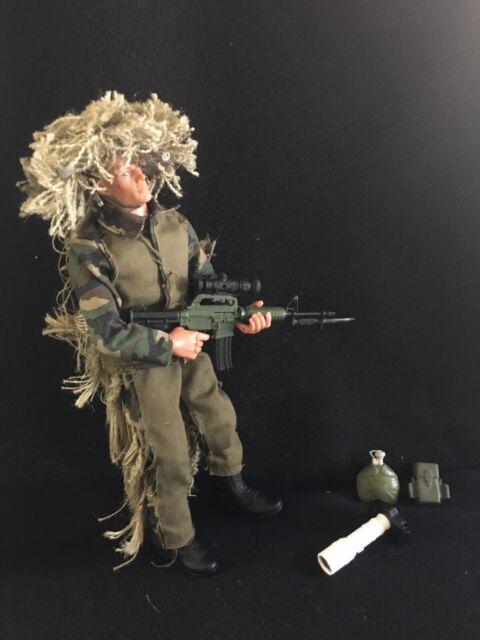 1/6 Scale Dam Toys #78009 1st SFOD-D CAG Combat