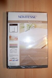 Details Zu Novitesse Feinbiber Spannbetttuch Ca 90190 100200 Cm