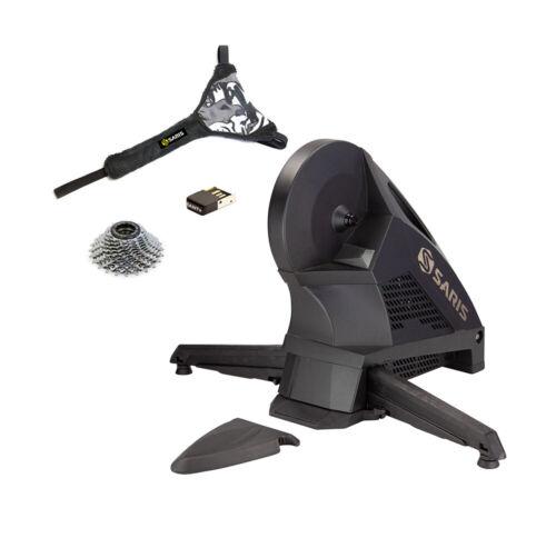 Saris H3 Direct Drive Smart Trainer Bundle W// Cassette ANT Sweat Guard /& More