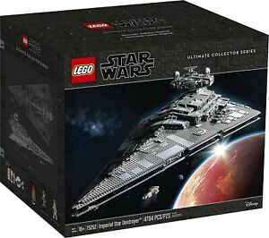 LEGO-UCS-Imperial-Star-Destroyer-Set-75252-NEW-Free-World-Wide-Delivery