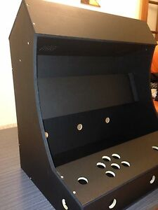 kit bartop arcade mueble maquina recreativa 60cm de ancho