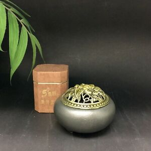 Details about Ceramic Incense Burner Sticks/Coils/Cones and Box of Agarwood  Coil Incense