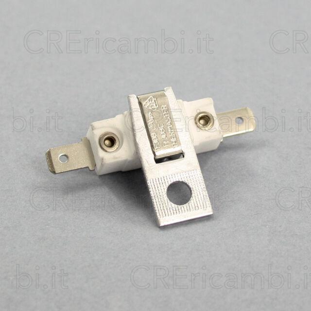 TERMOFUSIBILE CERAMICO TCO 308°C 10A//250VAC TF308-E 5212810041 DE LONGHI ORIGINA