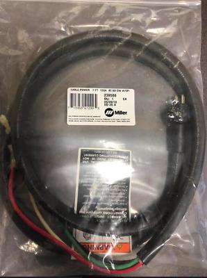 Power 10 Ft 2 In 14Ga 3C w//Mvpi Miller 225180 Cable