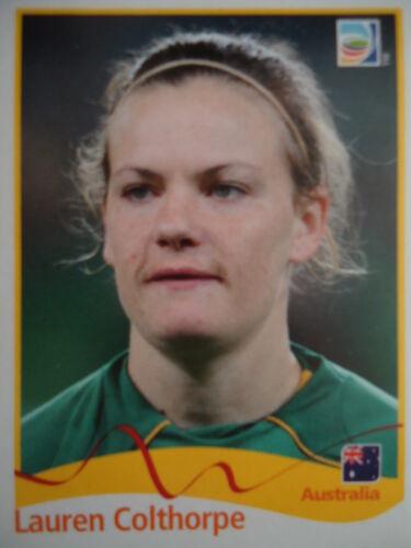 Panini 280 Lauren Colthorpe Australien FIFA Women's WM 2011 Germany Fußball