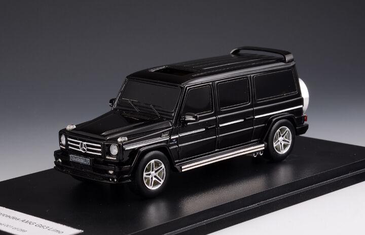 1 43 Modelo GLM Mercedes-Benz MB G63 Lang XXL nero