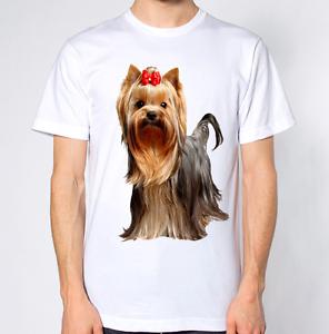 Yorkshire Terrier Dog New T-Shirt