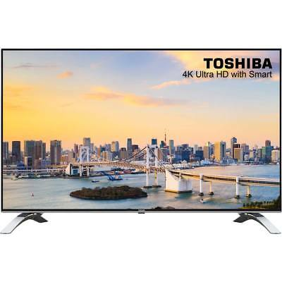 Toshiba 43U6663DB 43 Inch Smart LED 4K Ultra HD Freeview HD TV 4 HDMI New from