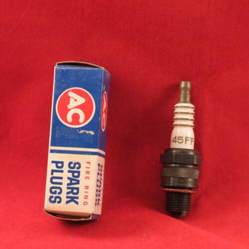 Vintage AC 45 FF Spark Plug NOS