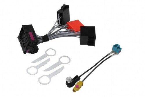 Sound 8RY Audi A3 8P RNS-E Bundle RNS-E Adapter Komplettset A4 8E