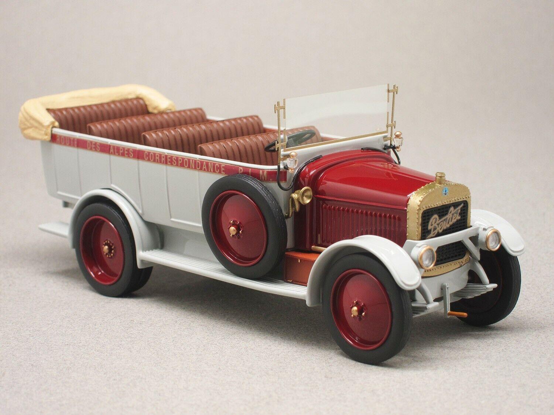 BERLIET 1CB TORPEDO, véhicule miniature PERFEX 320