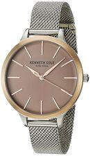 Kenneth Cole NY Ladies 'madison' KC15056010 Multi Tone Watch