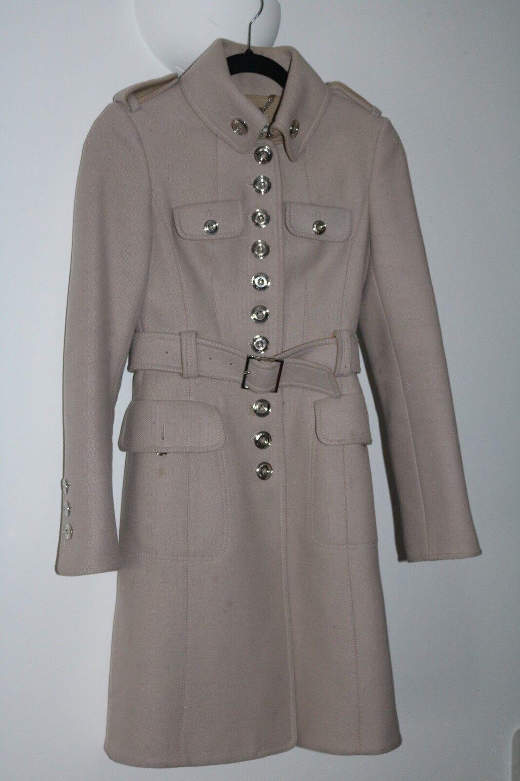 The Most Elegant Karen Millen Wool Coat size 6.