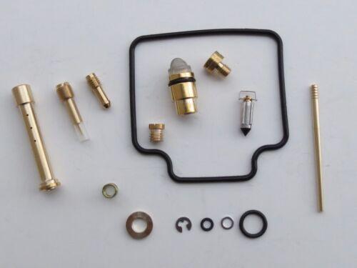 Carburetor Carb Rebuild Kit Repair for 1998-2002 Suzuki Quadrunner 500 LT-F500F