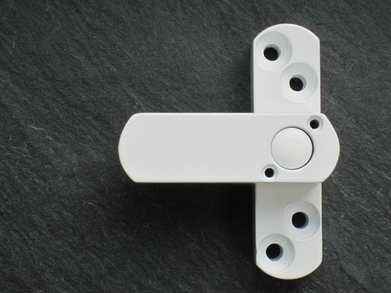 6 X Bever Fenstersicherung Einbruchsicherung 1-flügelig weiß 20SW Sicherung