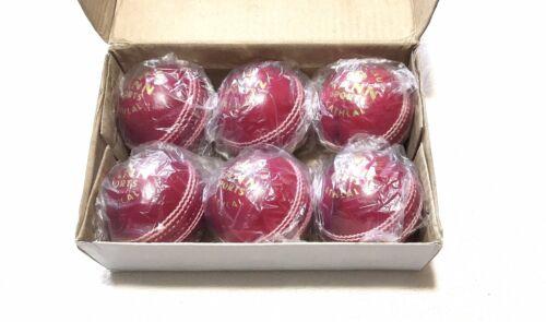 High Quality Professional Cricket Balls Senior 5.5oz