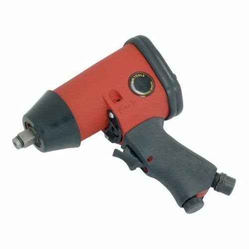 neilsen CT0674 Ratchet Impact Wrench 1//2 Inch Red