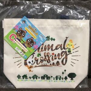 Ichiban-Kuji-Animal-Crossing-Prize-C-Lunch-Bag-BANDAI-2019-Japan-F-S