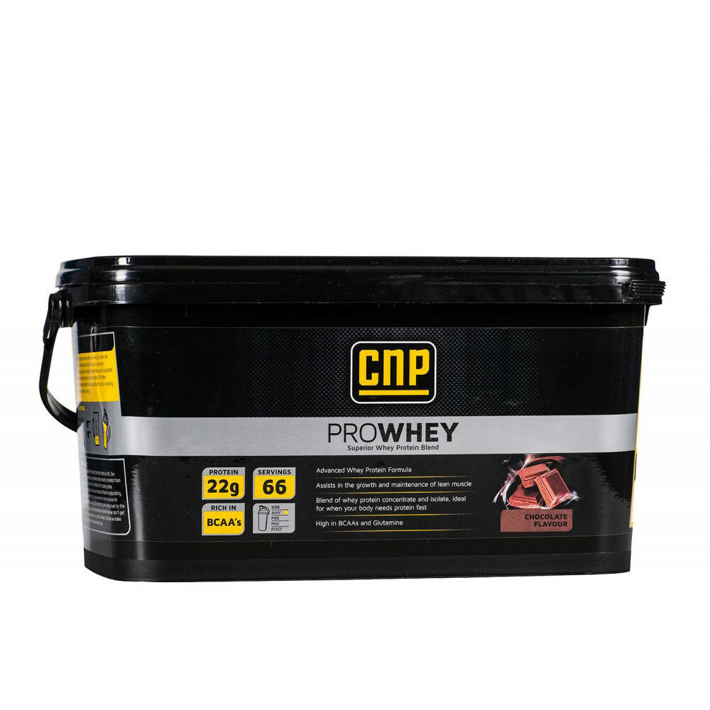 CNP Pro Whey 2kg Protein Powder High Quality Pure Whey Protein - All Flavours