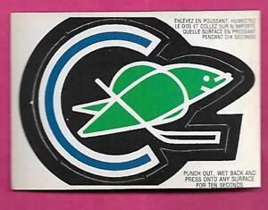 RARE-1973-74-OPC-CALIFORNIA-SEALS-LOGO-INSERT-NRMT-CARD-INV-J0340