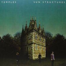TEMPLES : SUN STRUCTURES  (LP Vinyl) sealed