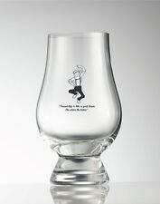 Glencairn Crystal Whisky Tasting Glass- Grandpaw Broon Special Edition