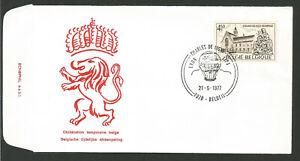 Belgique Lettre Oblitération Temporaire 1977 Beloeil Charles De Ligne /l1873 Prix RéDuctions